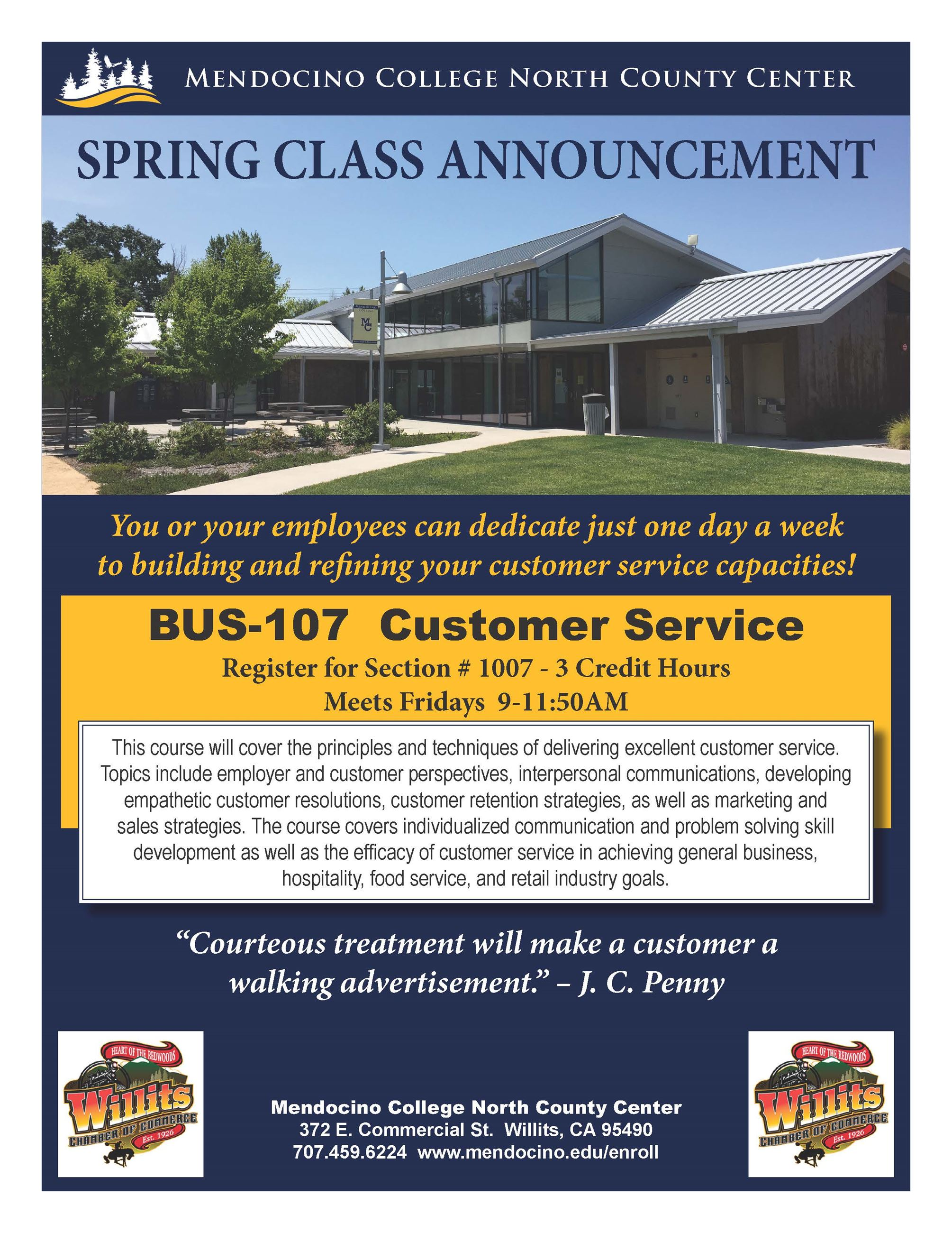 Mendocino_College_BUS-107_Flyer